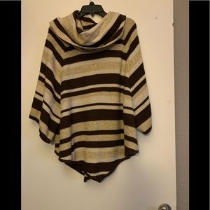New direction cowl neck sweater